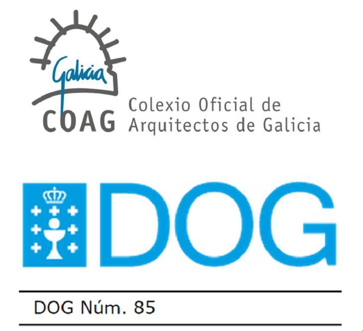 PUBLICACIÓN NO DIARIO OFICIAL DE GALICIA DA MODIFICACIÓN DOS ESTATUTOS DO COAG