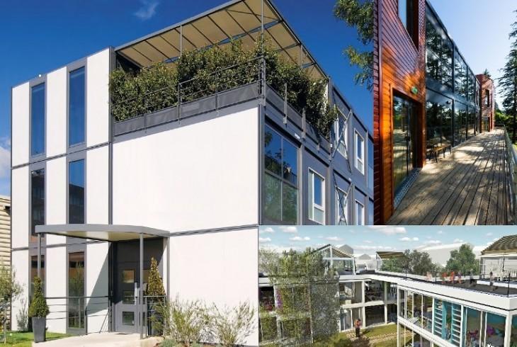 Xornada técnica: Algeco. Edificación modular e arquitectura 3D. Solucións flexibles ante os retos da edificación actual