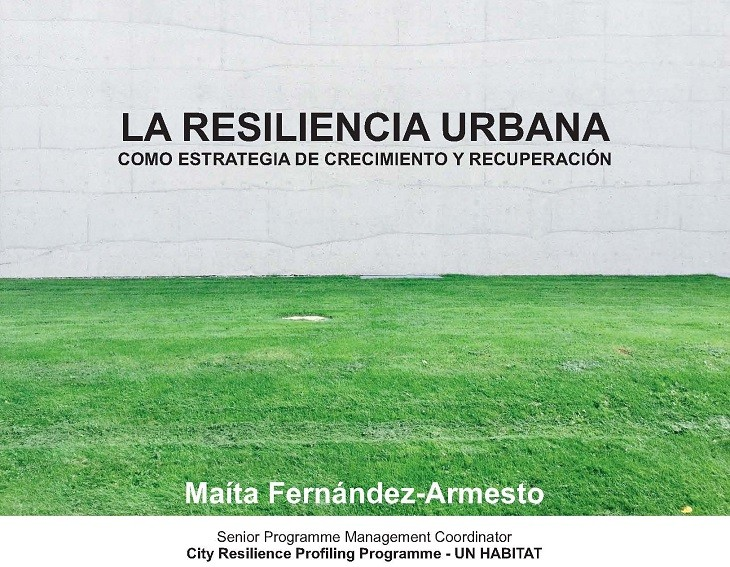 Conferencia «A Resiliencia Urbana como Estratexia de Crecemento e Recuperación»