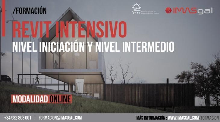 CURSO REVIT INTENSIVO (I y II)