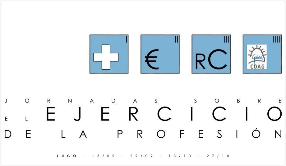 Xornadas sobre o exercicio da profesión. Delegación de Lugo