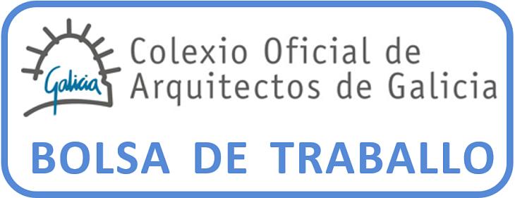 Bolsa de traballo para a selección de 1 arquitecto/apara realizar a Certificación de Eficiencia Enerxética do edificio da delegación en Vigo do COAG