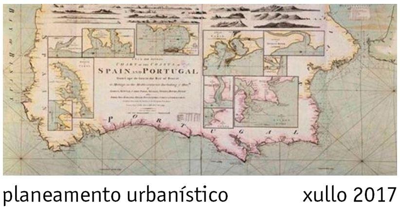 Planeamento Urbanístico mes de xullo de 2017