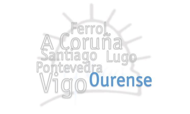 Peche da Delegación de Ourense o martes 7 de maio