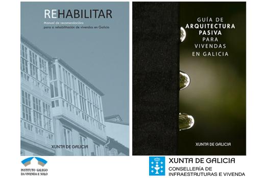 Publicacións do Instituto Galego da Vivenda e Solo