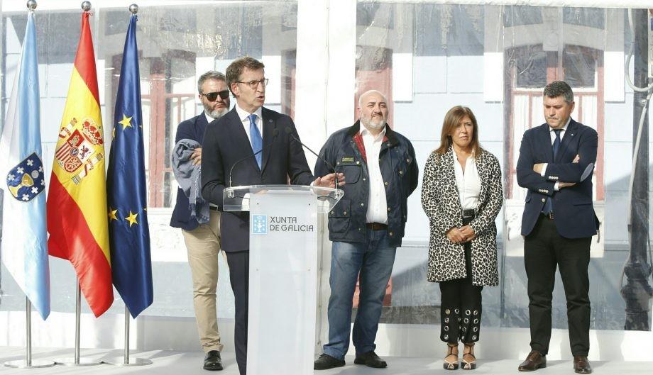 Presentación da publicación «Guía de cor e materiais de Galicia»