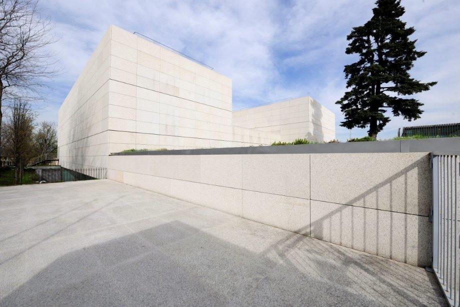 Fundación Centro Tecnológico del Granito. Visita al sector granitero.