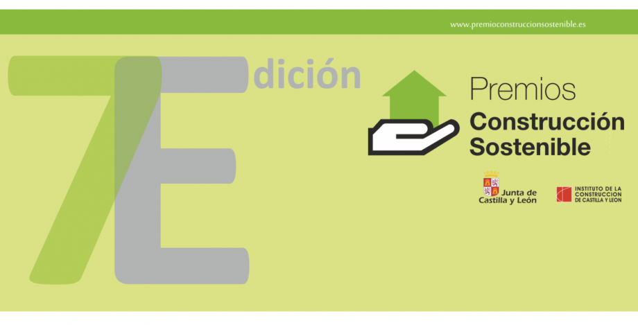 7ª edición de los Premios Construcción Sostenible de Castilla y León