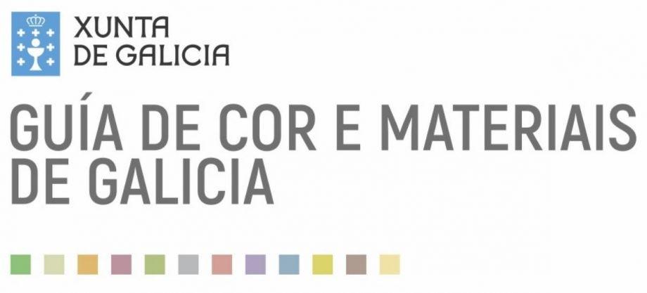 Xornadas de presentación da Guía de cor e materiais de Galicia
