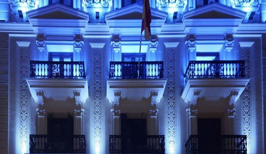 FIBERLIGHT. Iluminación exterior: Fibra óptica, led y control