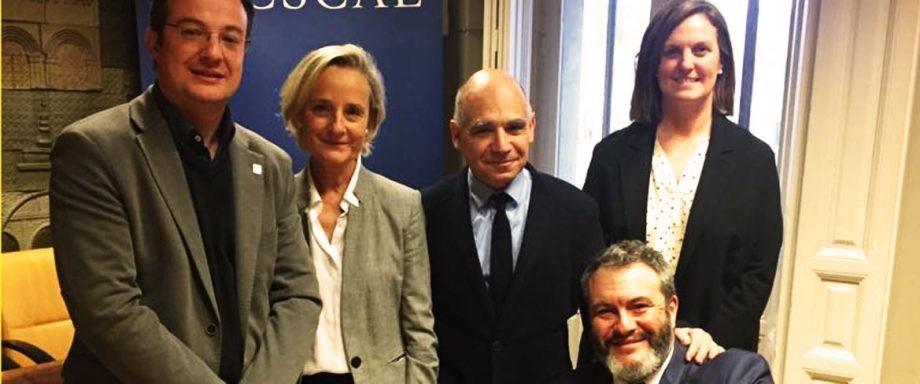 Carta do Presidente do Consejo Superior de los Colegios de Arquitectos de España