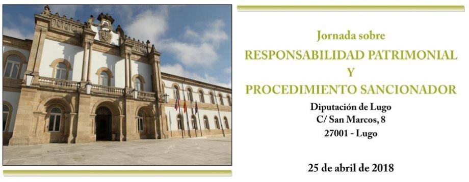 Jornada sobre responsabilidad patrimonial y procedimiento sancionador