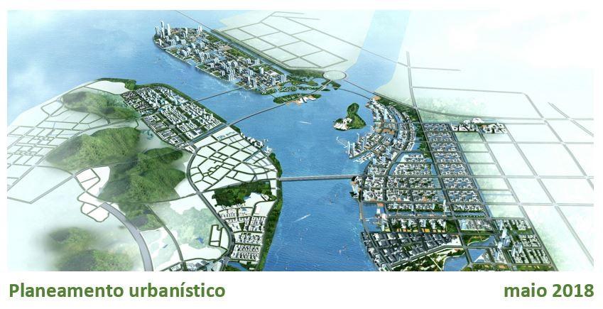 Planeamento urbanístico –  maio 2018
