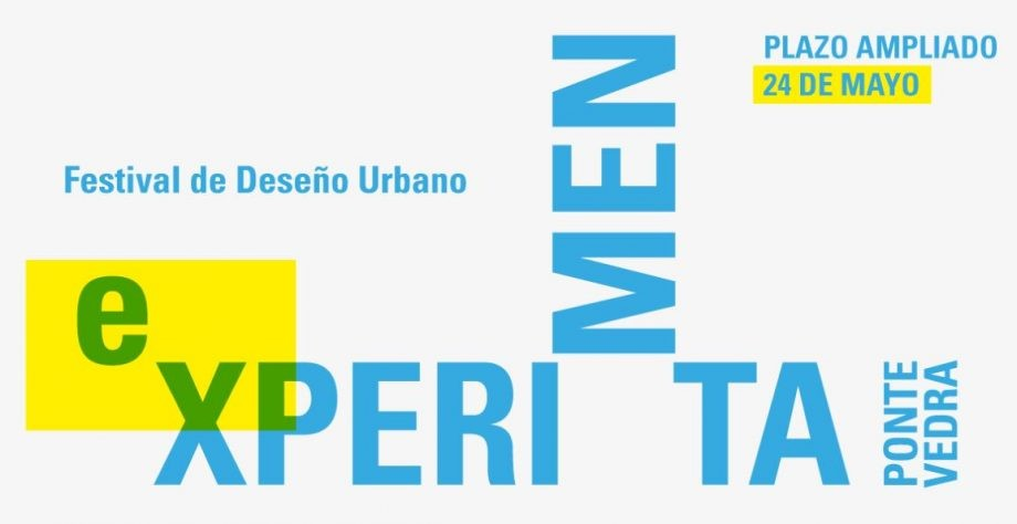 Ampliación de prazo para Experimenta Pontevedra