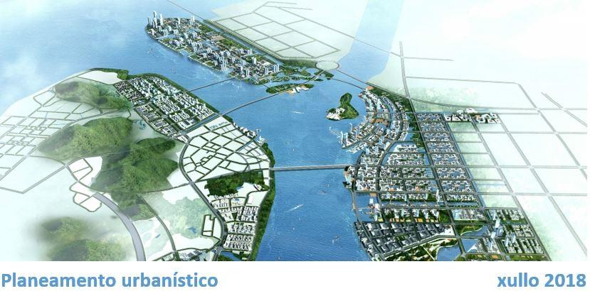 Planeamento urbanístico – xullo 2018
