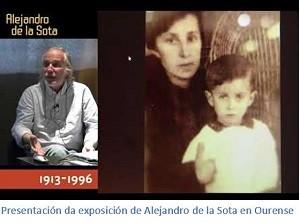 Presentación Exposición Alejandro de la Sota en Ourense