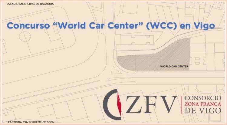 Concurso 2 edificios «World Car Center» (WCC) en Vigo