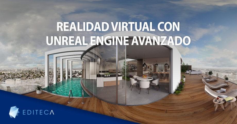 EDITECA. Curso online de Realidad Virtual avanzado
