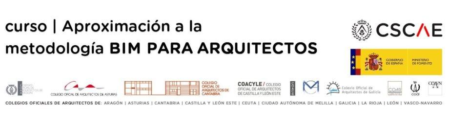 curso | Aproximación á metodoloxía BIM para arquitectos