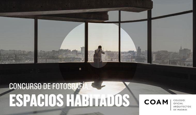 Concurso de fotografía en Instagram «Espacios Habitados COAM»