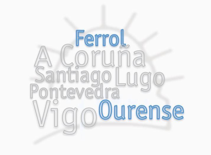 Peche das Delegacións de Ferrol e Ourense o día 7 de decembro