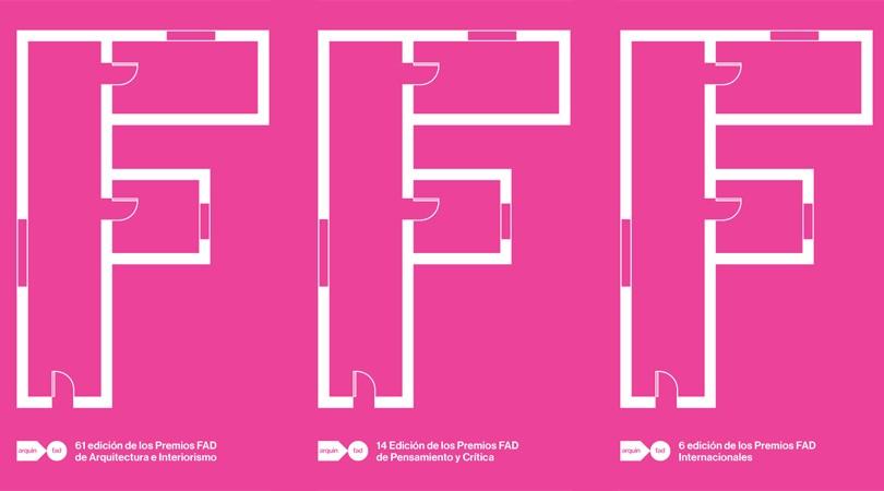 61º PREMIOS FAD 2019 de arquitectura e interiorismo