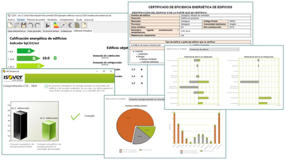 EFINOVATIC. Jornada online de Certificación energética y verificación del DB-HE en edificios nuevos con CE3X