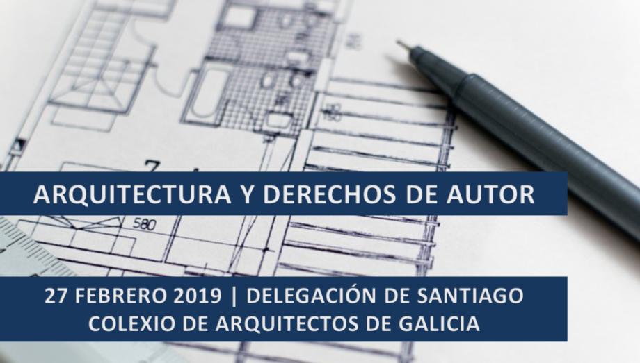 Ponencia «Arquitectura y Derechos de Autor»