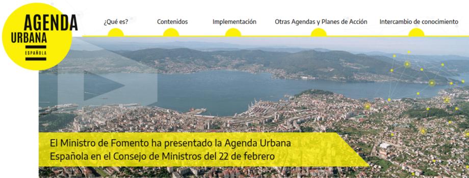 Presentación de la Agenda Urbana Española