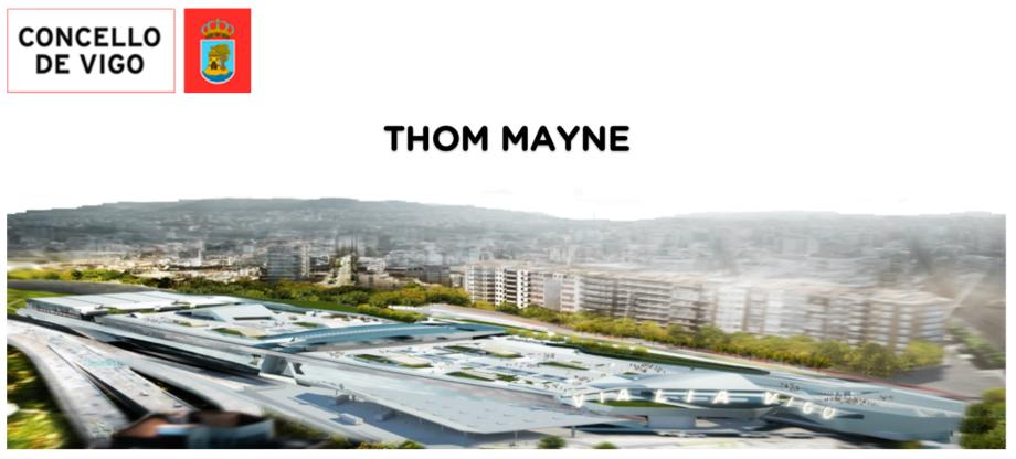 Conferencia do arquitecto Thom Mayne en Vigo