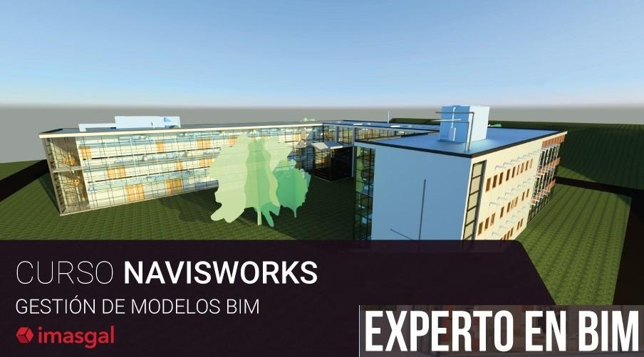 IMASGAL. Módulo 4. NAVISWORKS: Planificación y gestión de proyectos BIM