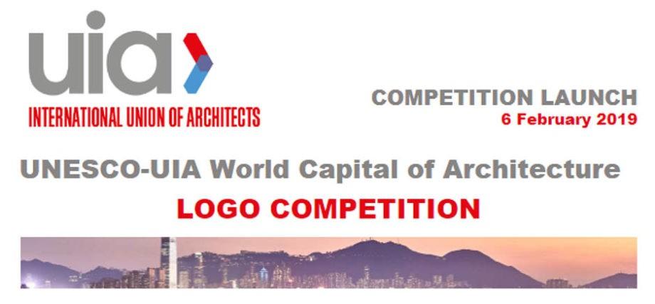 Concurso de logo de la Capital Mundial de la Arquitectura UIA-UNESCO