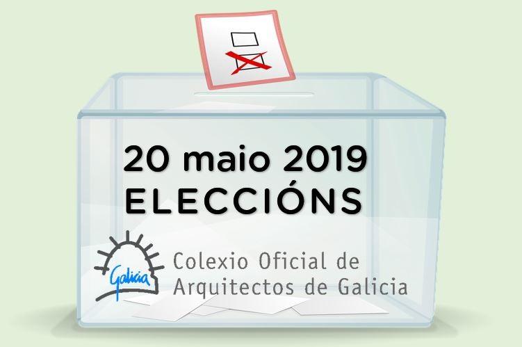 Convocatoria de eleccións COAG | 20 de maio de 2019