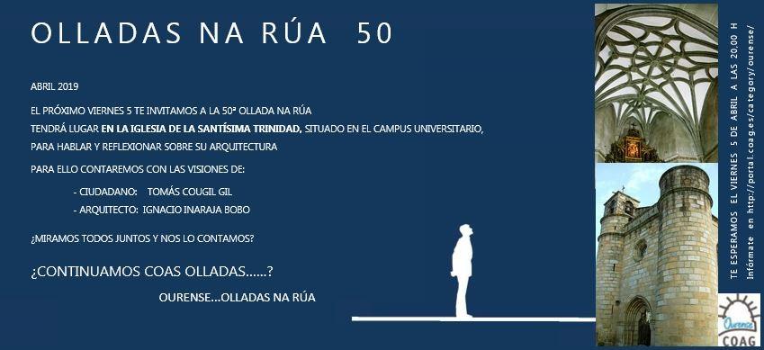 Ourense. Olladas na Rúa 50
