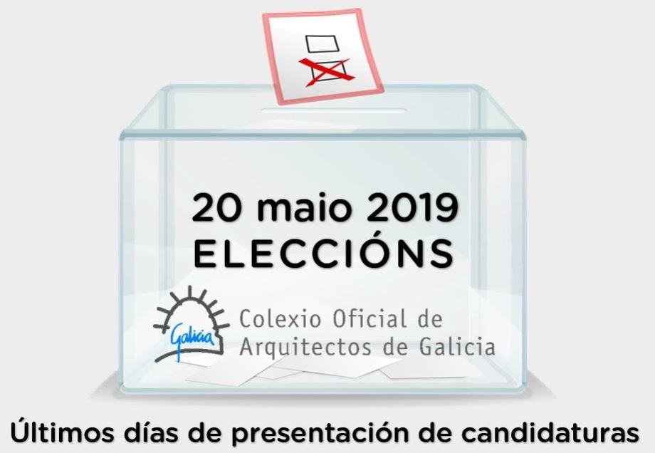 Remate do prazo de presentación de candidaturas | Eleccións COAG 2019