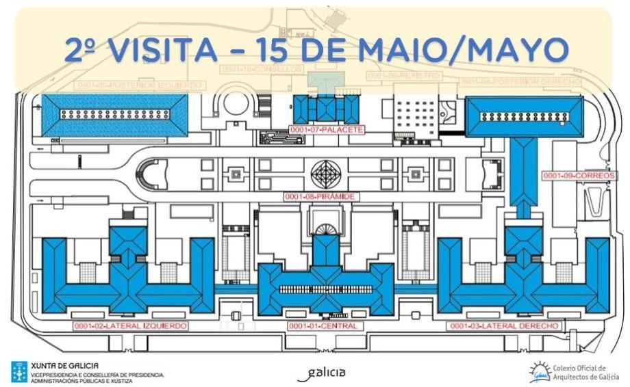 Concurso ideas Edificios Administrativos San Caetano | 2ª visita