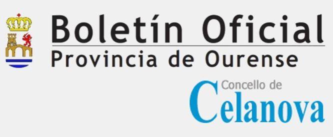 Concello de Celanova contratación laboral temporal para asesoramento urbanístico