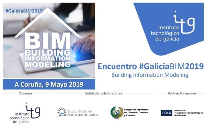 Encuentro #GaliciaBIM2019