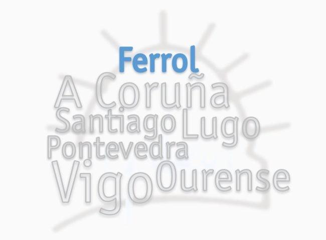 Peche da Delegación de Ferrol o xoves 27 e o venres 28 de xuño