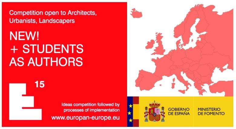 EUROPAN 15 | Concurso europeo para jóvenes arquitectos
