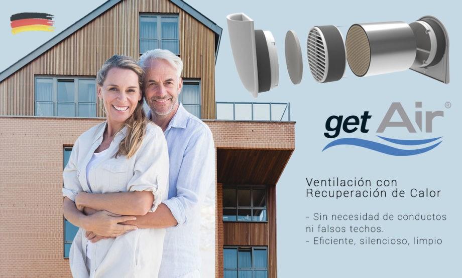 getAir. Jornada técnica: La ventilación descentralizada con recuperación de calor líder en Alemania