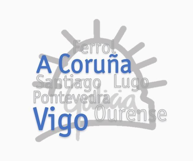 Semana grande 2019 nas delegacións de A Coruña e Vigo do 5 ao 9 de agosto