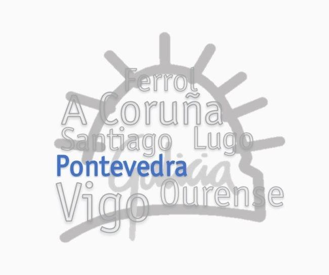 Peche da Delegación de Pontevedra do 19 ao 23 de agosto