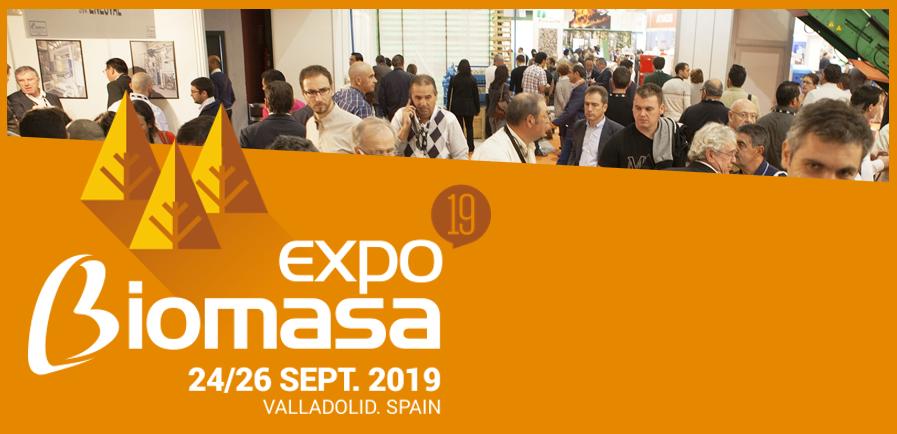 Visitas profesionales Expobiomasa 2019