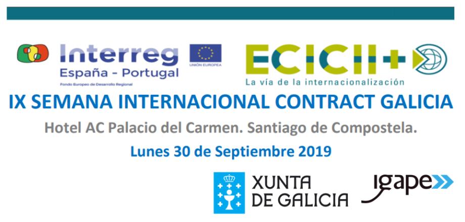 IX Semana Internacional Contract Galicia