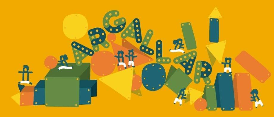 ARGALLAR | Exposición para xogar coa arquitectura