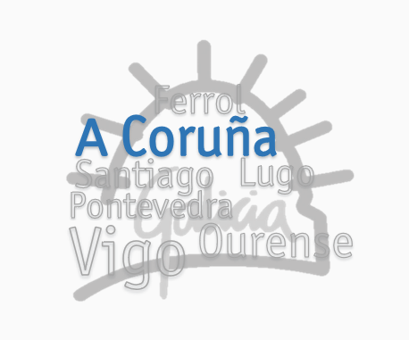 Atención presencial na delegación de A Coruña os días 16 e o 17 de outubro