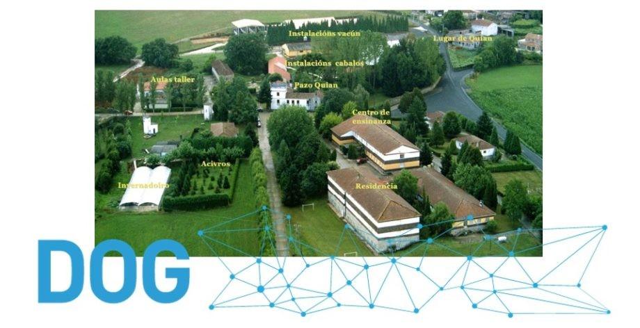 Concurso de ideas (anteproxectos) con intervención de xurado, para o deseño do Centro de promoción e imaxe dos produtos agrícolas, gandeiros e forestais de Galicia