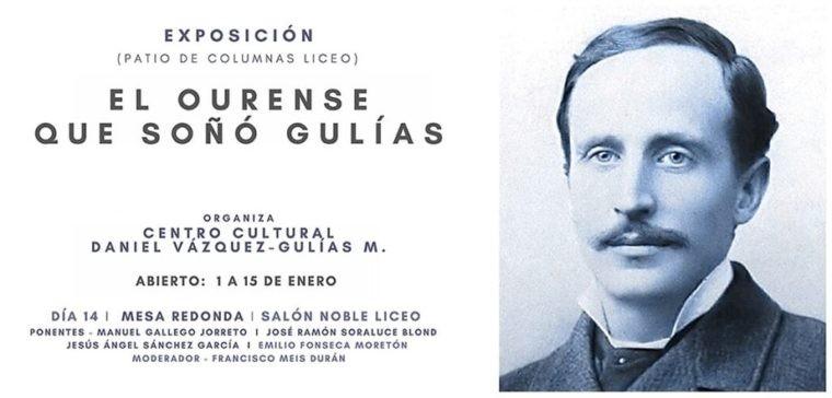 Mesa redonda «El Ourense que soñó Gulías»