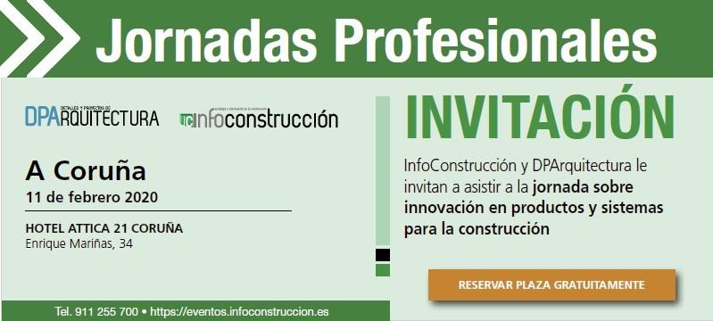 INFOCONSTRUCCIÓN. Jornada profesional de construcción